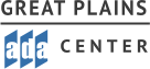 Great Plains ADA Center Logo